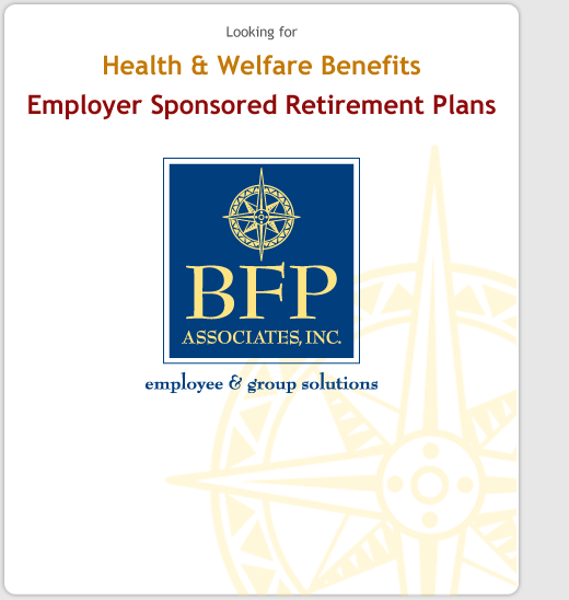 BFP Associates, Inc. Employee and Group Solutions