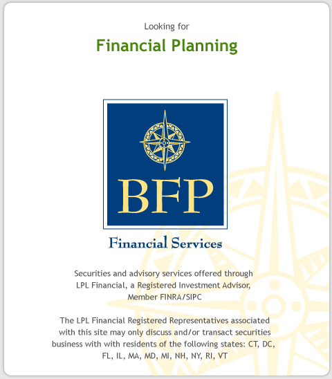 BFP Financial Services